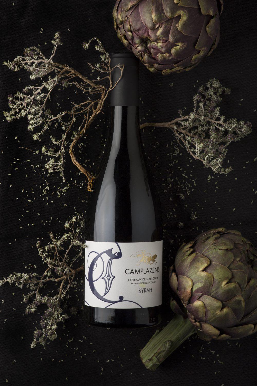 Château Camplazens - Syrah - I.G.P. COTEAUX DE NARBONNE