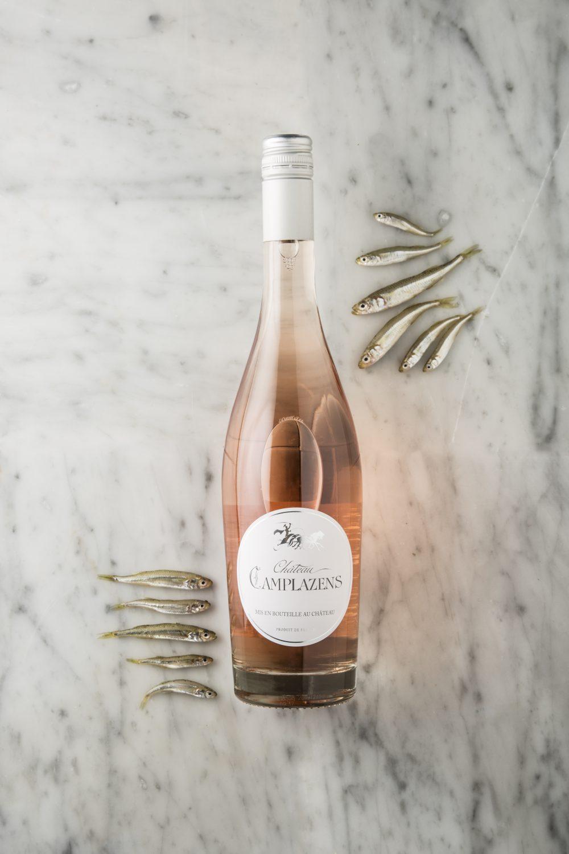 Château Camplazens - Rosé - I.G.P. COTEAUX DE NARBONNE