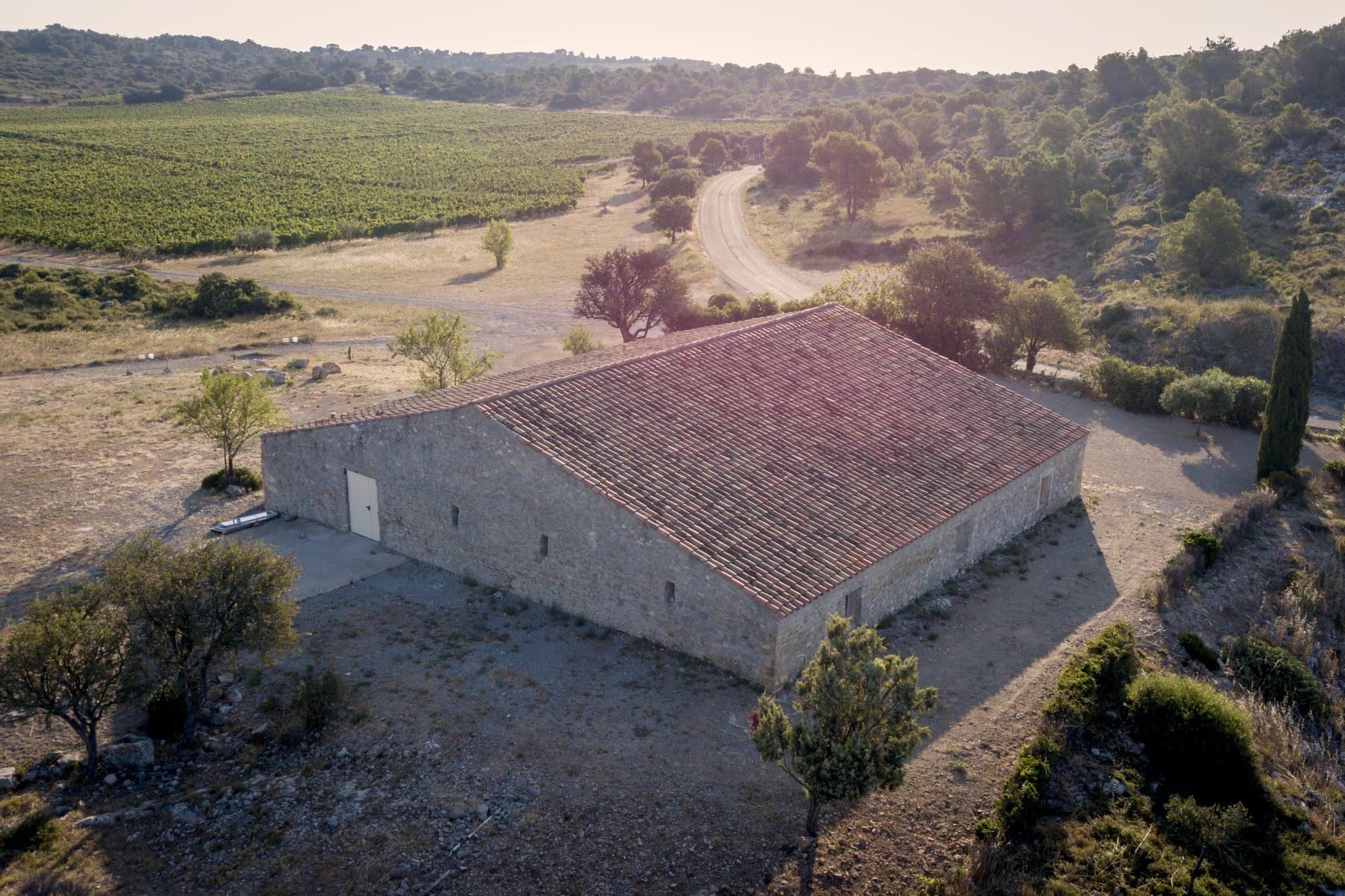 Château Camplazens - la Bergerie